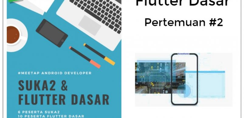 MEETAP FLUTTER DASAR WEEK#2