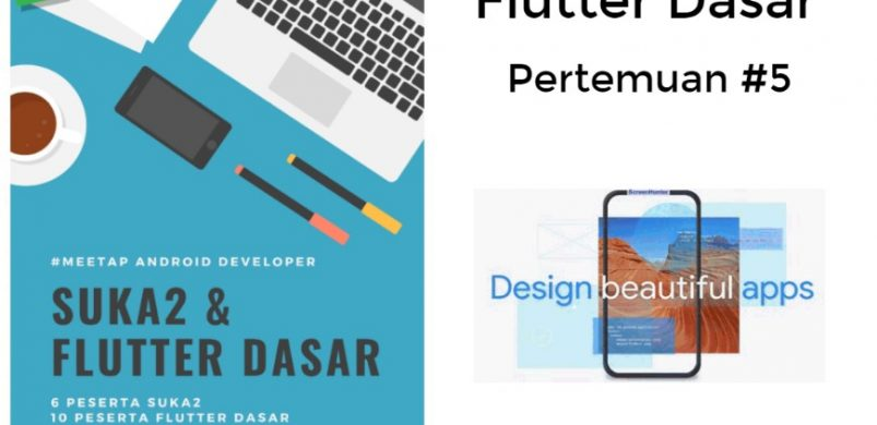 MEETAP FLUTTER DASAR WEEK#5